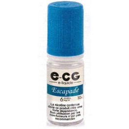 E-liquide e-CG Signature Escale 3mg