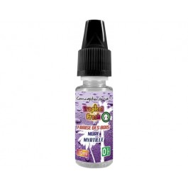 E-liquide Concept Arôme Tropical Fresh n°1 3mg