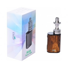 E-cigarette ELEAF nano Brushed Silver