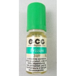 E-liquide e-CG Signature Frisson 3mg