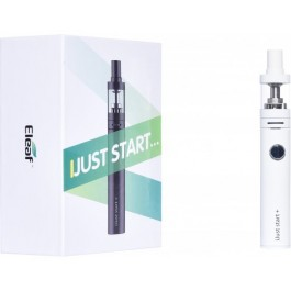 E-cigarette ELEAF IJUST START+ blanche