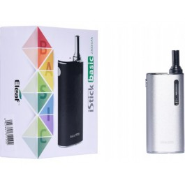 E-cigarette ELEAF IBASIC silver