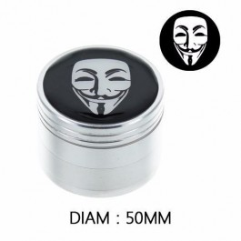 Grinder Anonymous 50mm