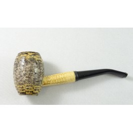 Pipe Missouri Meerschaum 295 country gentleman courbe