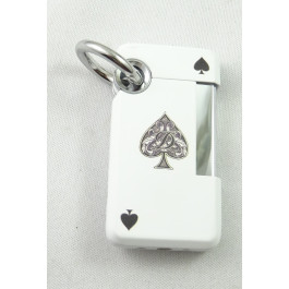 Briquet Dupont Hooked  ace of spade