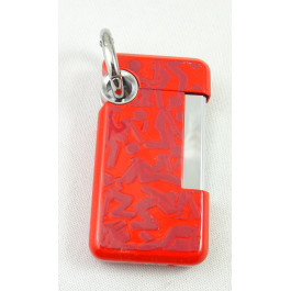 Briquet Dupont Hooked  orange matt