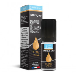 Silver cig tabac blond classic 3mg de nicotine