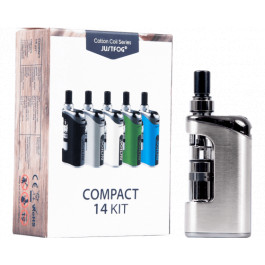 Kit Justfog Q14 compact silver
