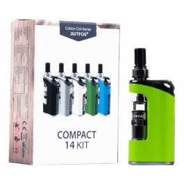 Kit Justfog Q14 compact bleue