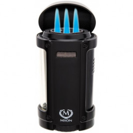 Briquet Myon triple jet racing édition.