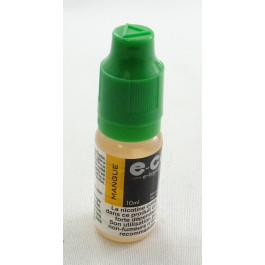 E-CG e-liquide mangue 0mg.