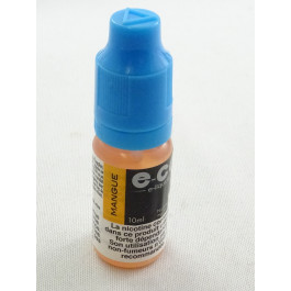 E-CG e-liquide mangue 3mg.