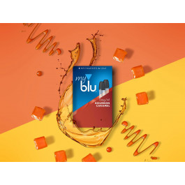 Recharge myblu bourbon caramel 0mg/ml