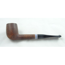Pipe Chacom The French pipe droite unie brune N°7