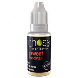 Nhoss sweet cocktail 11mg de nicotine
