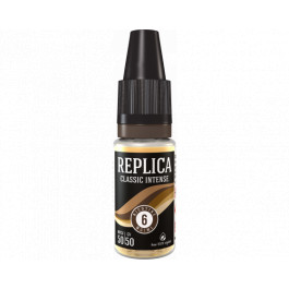 E-liquide REPLICA Classic intense 6mg/ml de nicotine