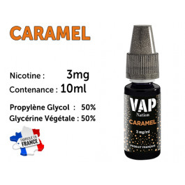 E-liquide VAP NATION café 3 mg/ml de nicotine