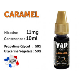 E-liquide Vap Nation café  11mg/ml de nicotine
