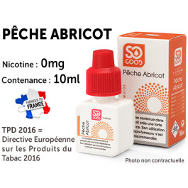 E-liquide SO GOOD myrtille 0 de nicotine