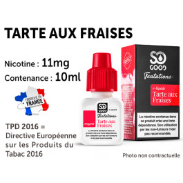 E-liquide SO GOOD speculos 0 de nicotine