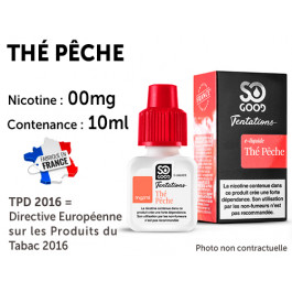 E-liquide SO GOOD pina colada 0 de nicotine