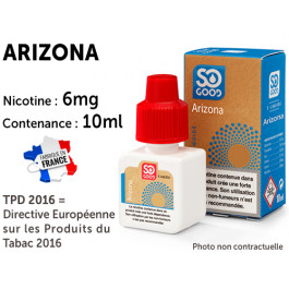 So Good ARIZONA 6mg/ml