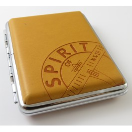 Etui cigarettes Esprit of Saint Louis marron clair