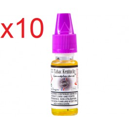 10 X Concept Arôme  KENTUCKY 3mg