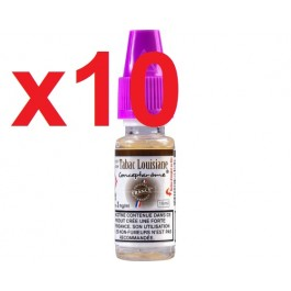 10 X Concept Arôme  louisiane 3mg