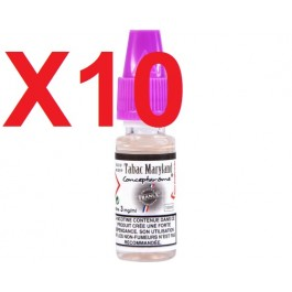 10 X Concept Arôme Maryland 3mg