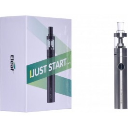 E-cigarette ELEAF IJUST START+ silver