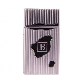 Briquet BALMAIN gold fish chrome