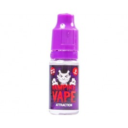 E-liquide VAMPIRE VAPE Attraction 0mg