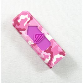 Briquet CHAMP camouflage rose