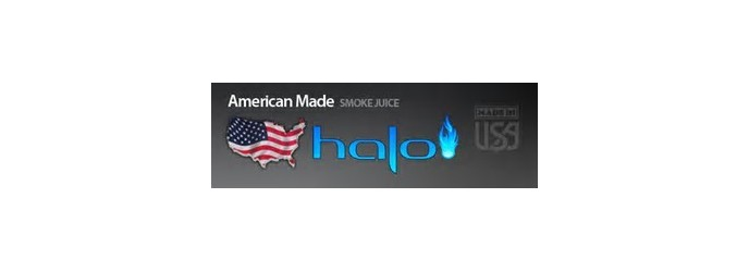 E-liquide HALO 18 mg/ml de nicotine