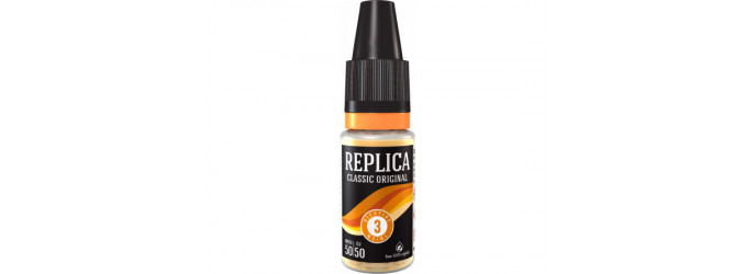 E-liquide REPLICA 6mg/ml de nicotine